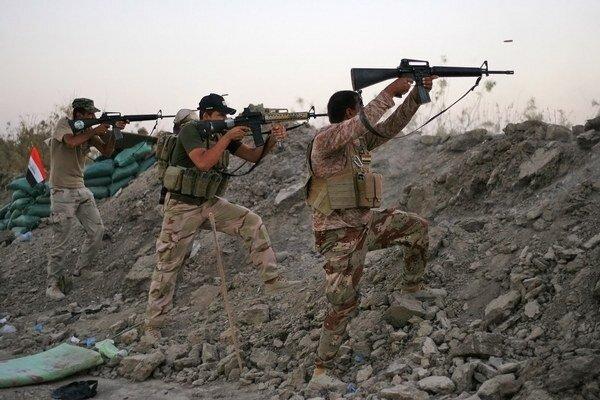 Šiitske milície.
