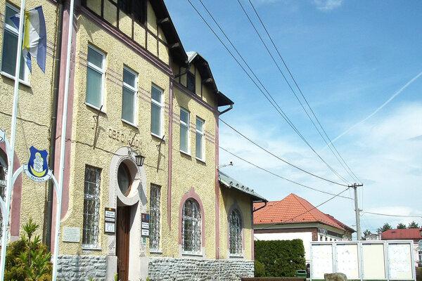 Samospráva chce znížiť energetickú náročnosť starej stavby.