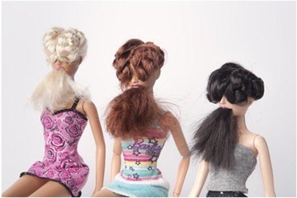 Lucia Dovičáková. Barbie. 2012. Objekt.