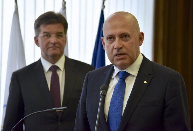 Siekel posilňuje oblasť športovej diplomacie, ktorá umožňuje presadzovanie cieľov zahraničnej politiky Slovenska vo svete.