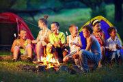 Najdrahšie bývajú jazdecké tábory a tábory s cudzím jazykom.