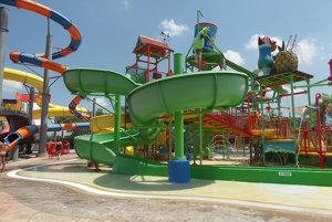 Hotely s aquaparkom sú zábavné pre celú rodinu.