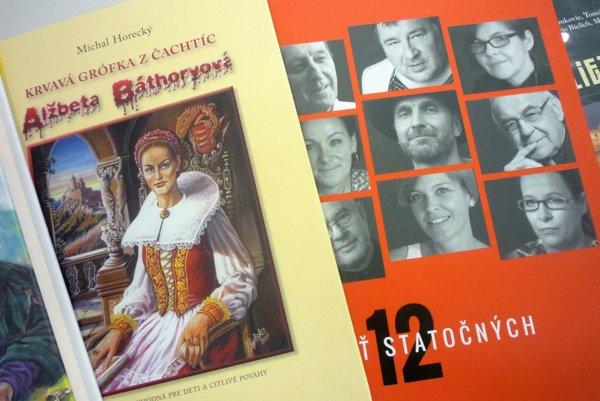 V súťaži Kniha horného Považia dominovala Alžbeta Báthoryová aDvanásť statočných.