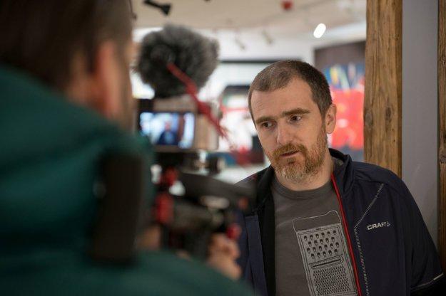 Daniel Blonski. Rodák z Košíc sa zúčastnil unikátneho projektu.