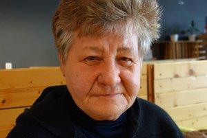 Danica Sokolíková.