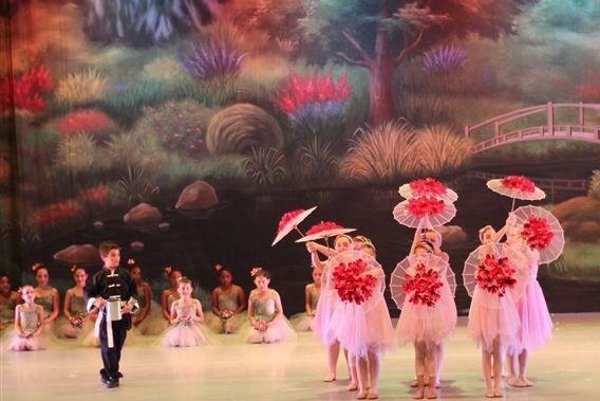 Ballet Magnificat.