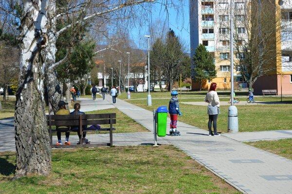 Detva chce revitalizovať aj verejné priestranstvá.