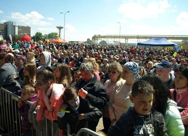 Family day v Trnave si prišlo užiť vyše 8000 zamestnancov a rodinných príslušníkov