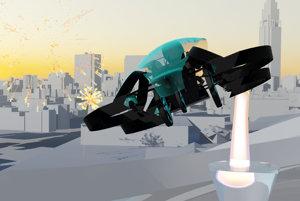Toyota by chcela na LOH v Tokiu zaápliť olympijský oheň lietajúcim autom.