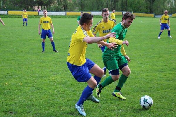 Futbalisti ŠK Belá ťahajú šnúru víťazstiev.