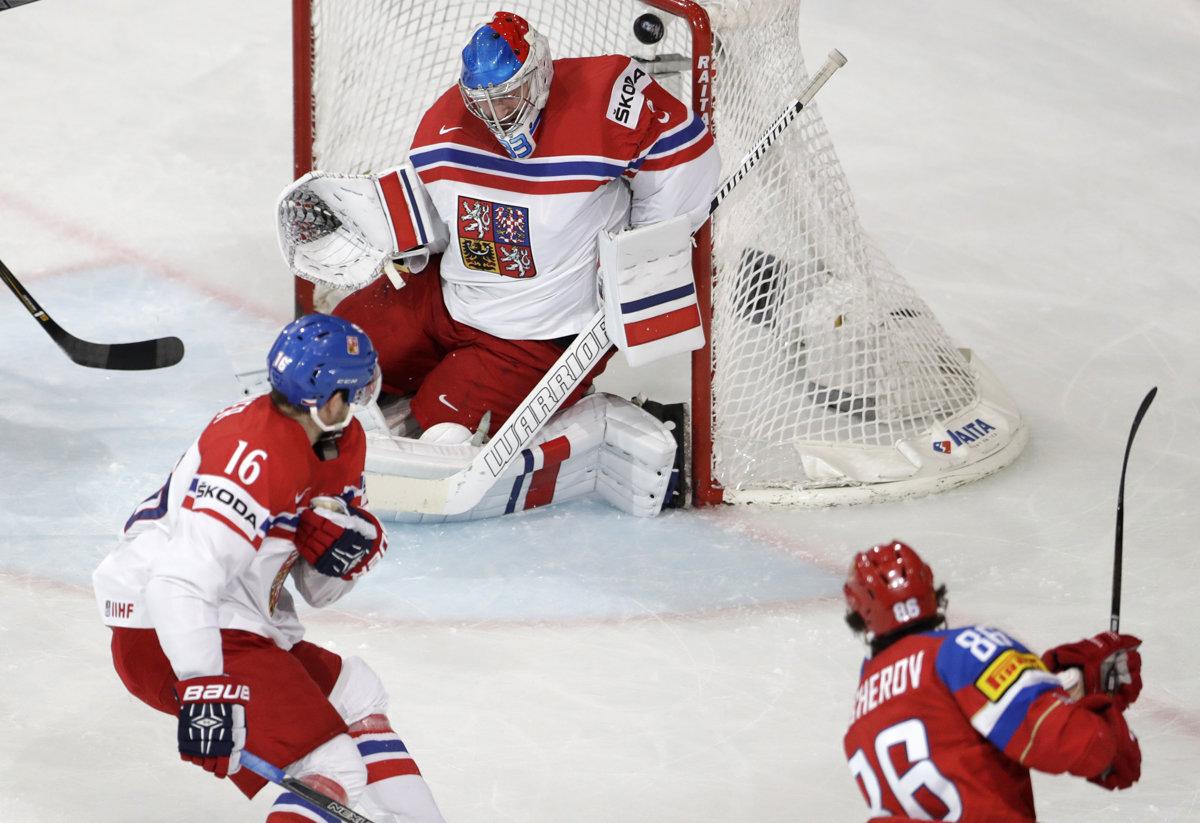 Ms V Hokeji 2017 Online Rusko česko Sportsmesk