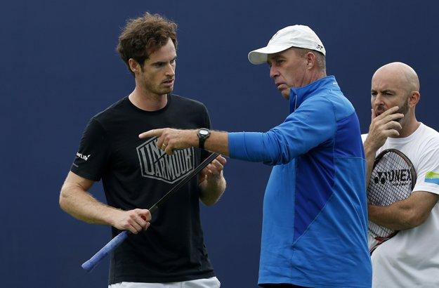 Andy Murray s Ivanom Lendlom spolupracuje s rôznymi prestávkami od roku 2011.
