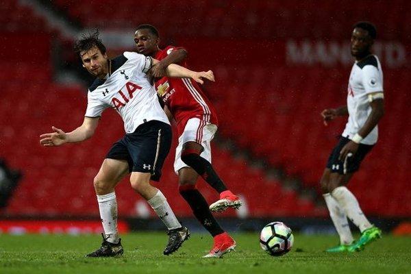 Košický rodák. Filip Lesniak debutoval za Tottenham.