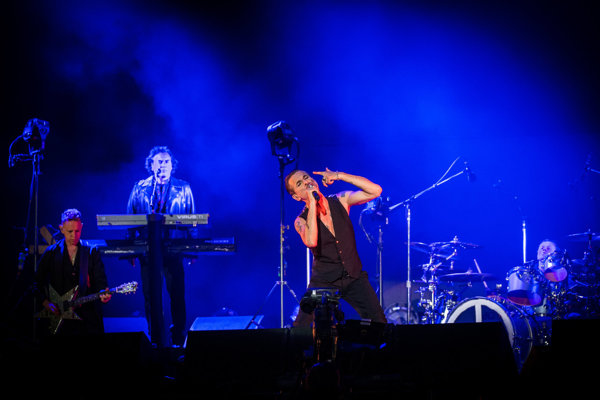 Depeche Mode v Bratislave.