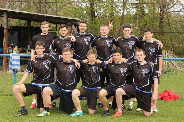 Paskudy Sabinov Ultimate Frisbee Team na turnaji vKunove.