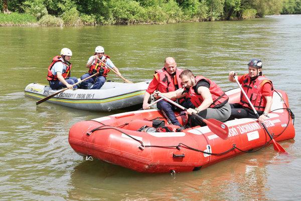 Pátrania sa zúčastnil Oravský záchranný systém, hasiči a policajti.