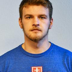 Tomáš Hrnka hral druhýkrát na MS.