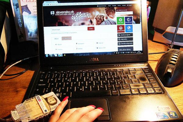 Elektronická schránka funguje len so špeciálnym občianskym preukazom, na ktorom sa dá aktivovať aj elektronický podpis.
