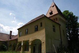 Vitálišova vila v Liptovskom Hrádku.