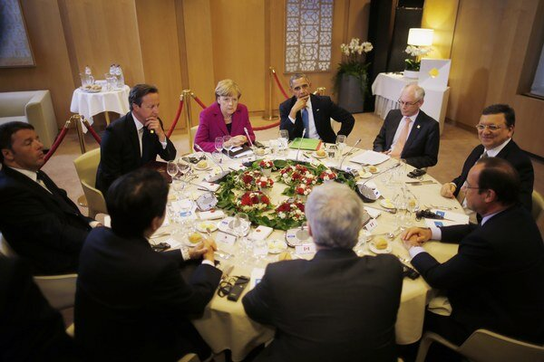 G7 nevylučuje ani dohodu s Ruskom.