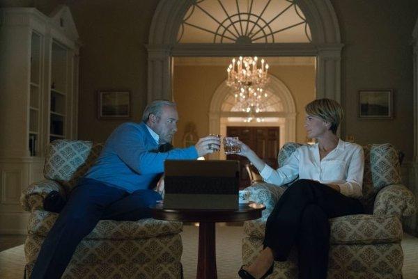 House of Cards sa vráti na Netflix v utorok.