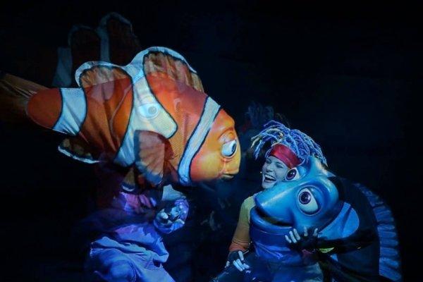Známy animovaný príbeh dostal aj muzikálovú podobu.
