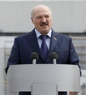 Alexander Lukašenko, bieloruský prezident.
