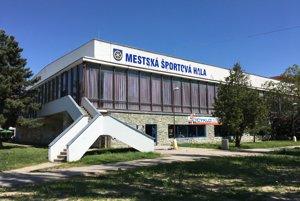 Mestská športová hala je na konci životnosti.