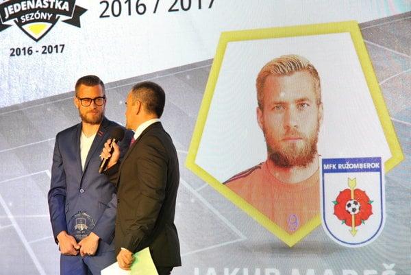Jakub Mareš (vľavo) má za sebou úspešnú sezónu.