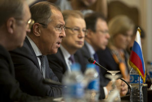 Ruskí ministri rokovali v Káhire o terorizme i obnovení leteckého spojenia
