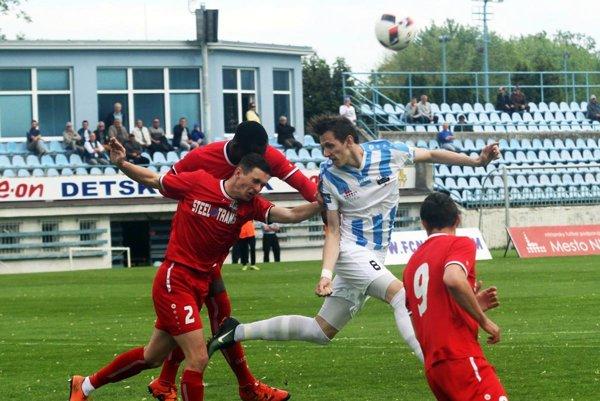Futbalisti Nitry vyhrali oba zápasy s VSS Košice s celkovým skóre 7:2. Napriek tomu sú železiari víťazom súťaže.