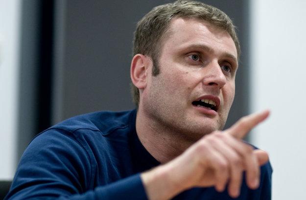 Bývalý policajt Jozef Žaťko, ktorý upozornil na kšeftovanie s benzínom.