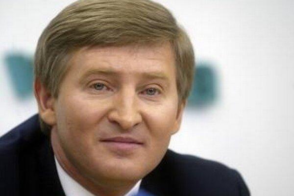 Rinat Achmetov.