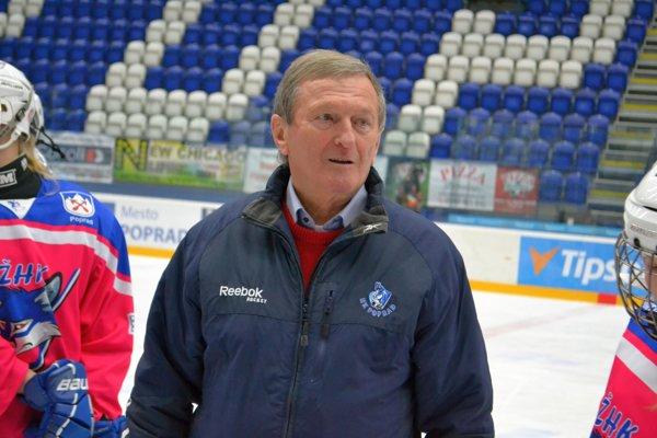 Milan Skokan. Mrzí ho nelichotivý stav vslovenskom hokeji.