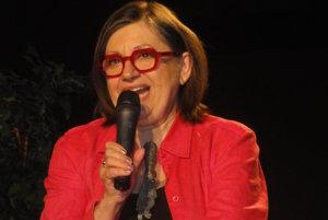 Zuzana Kronerová má blízky vzťah k nitrianskemu divadlu.