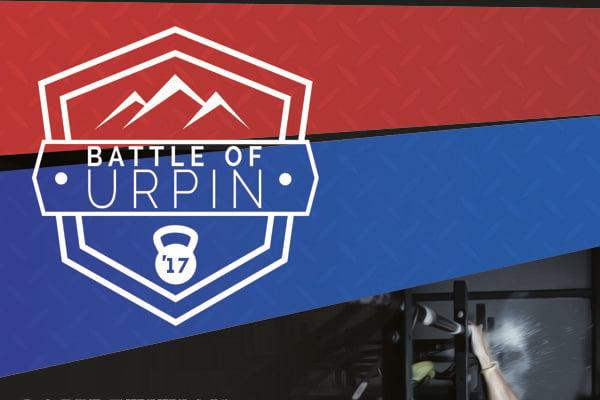Battle of Urpín 2017.