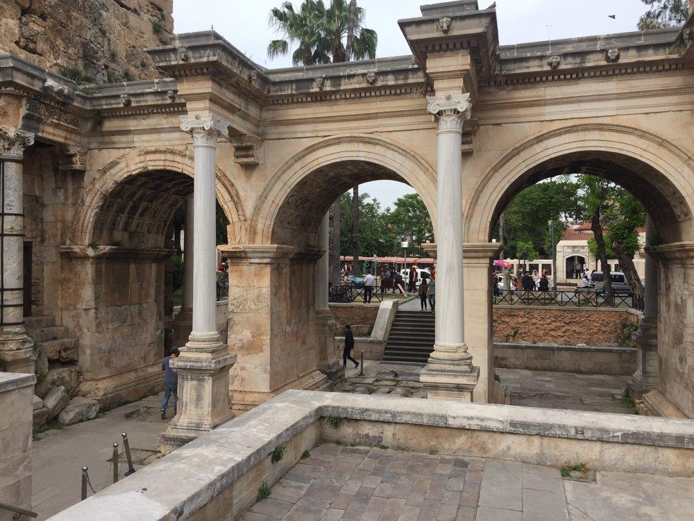 Hadriánova brána