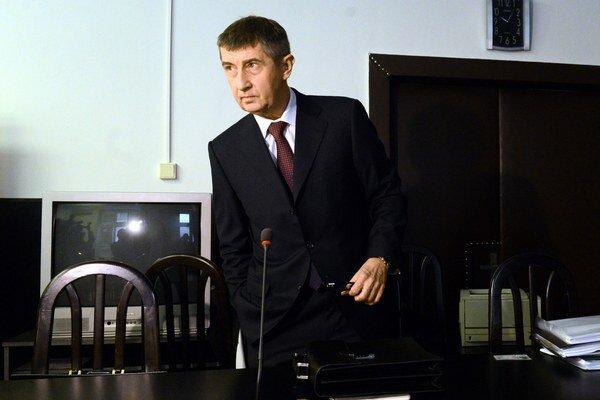 Český minister financií Andrej Babiš sa novinárom vyhráža daňovou kontrolou.