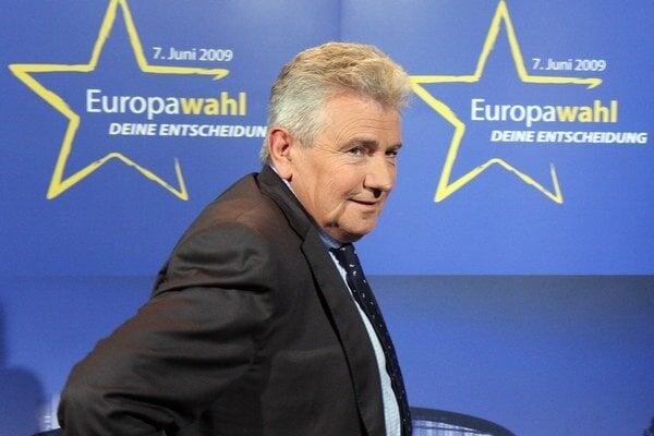 Europoslanec Andreas Mölzer.