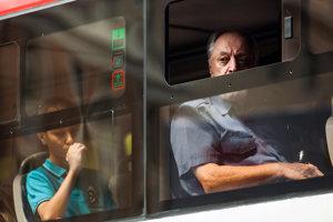 Nepredvídateľné správanie spôsobili zdravotné problémy vodiča.