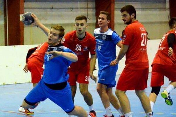 Martinčania vSlovenskom pohári potrápili aj extraligovú Považskú Bystricu.