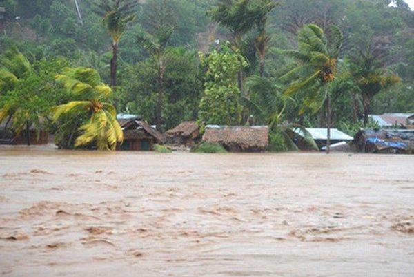 Nedávno zasiahli ostrovy mohutné záplavy.