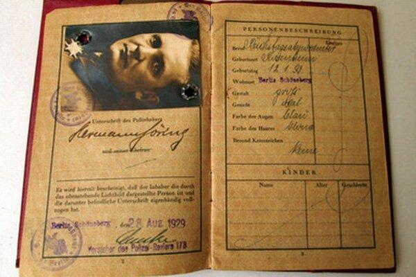 Pas Hermanna Göringa.