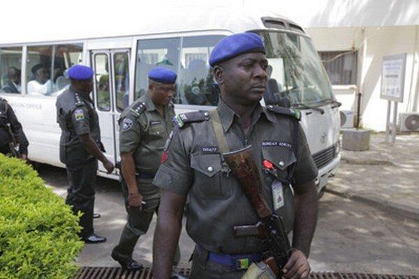 Nigérijská armáda zvádza boje s Boko Haram na severe Nigérie.