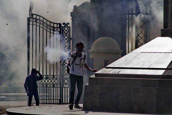 Moslimské bratstvo zakázali po zvrhnutí prezidenta Mursího.