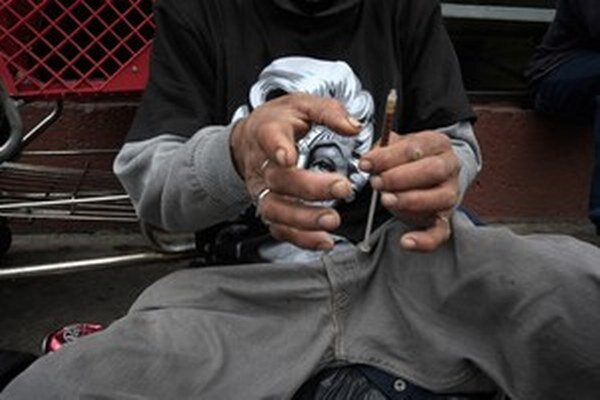 Závislých od heroínu v USA pribúda.