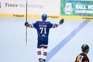 O postupe Slovákov do finále rozhodol Patrik Svitana.