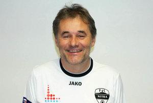 Tréner Ivan Galád prežíva vydarené tretie pôsobenie pod Zoborom.