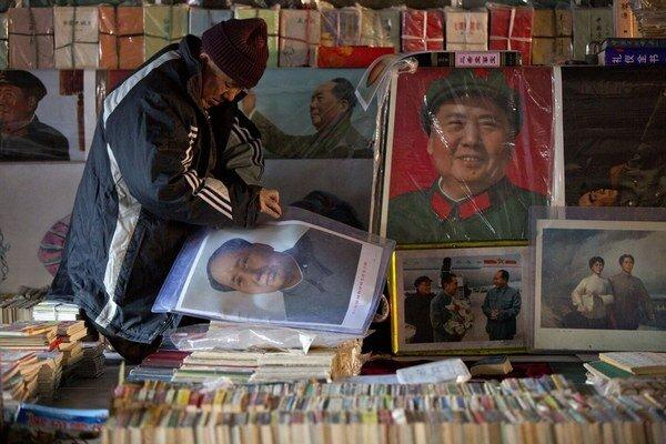Pracovné tábory pochádzajú ešte z Maových čias.