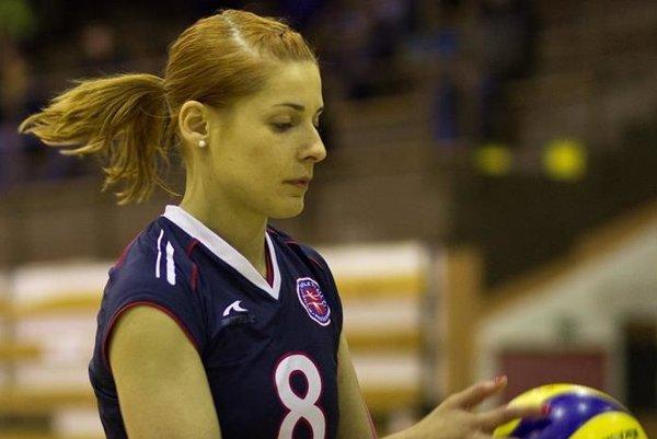 Veronika Jakábová.